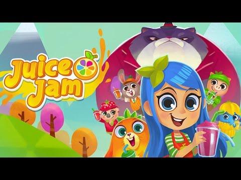 Juice Jam - Gameplay Trailer (iOS)