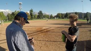 Power Baseball vs Legends