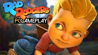Rad Rodgers Gameplay (PC HD)
