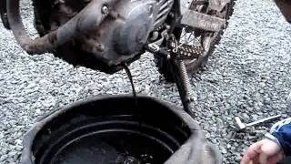 dirt bike maintenance for ttr 125l