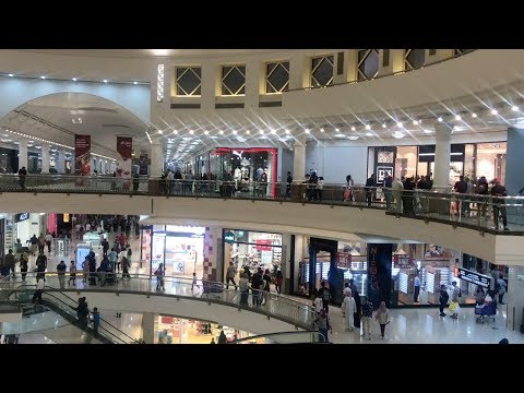 Deira City Center, Dubai, UAE - October 2019