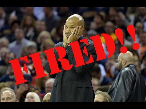 Derek Fisher Fired by the Knicks
