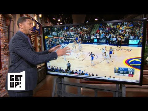 NBA Film Breakdown: Jalen Rose on what makes the Golden State Warriors 'something special' - Get Up!