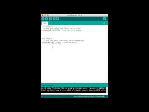 Arduino The Delay Command