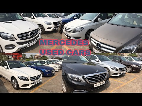 Mercedes Used Cars | Mercedes 2nd Hand Cars | Premium Cars | Shaman Used Cars | Fahad Munshi |