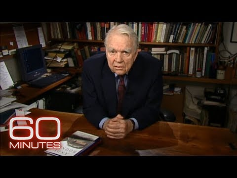 """Andy Rooney on D-Day: """"A day unlike any other"""""""