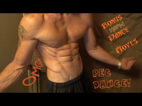 how to do pec dance