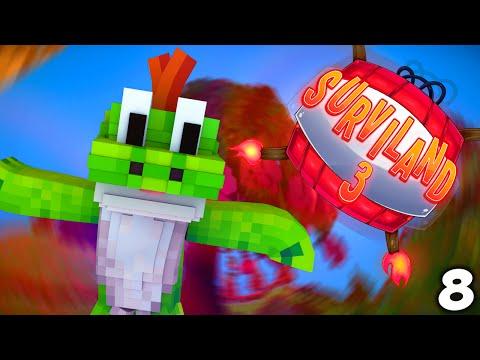 LA NUEVA EPOCA TROLL | Surviland 3 Ep.8 Minecraft 1.9.4 Serie Troll