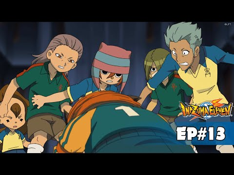 Inazuma Eleven - Episode 13 - THE FINALS - ROYAL ACADEMY - SECOND HALF!