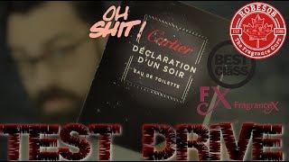 Declaration D'un Soir by Cartier (2012) | Test Drive