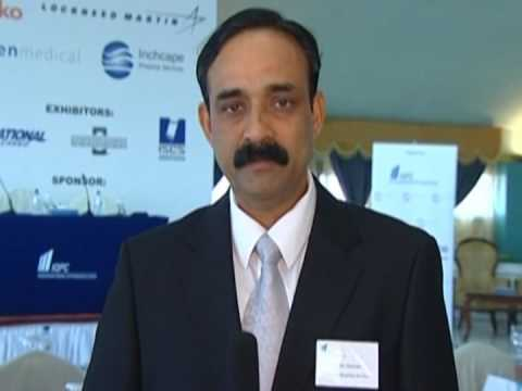 Madhu Gopinath, General Manager Government Services, Inchcape Shipping Services