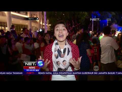 Serunya Natal Di Central Park Jakarta - NET 5
