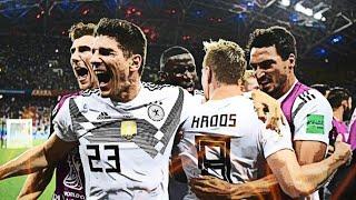 GERMANIA-SVEZIA 2-1: MA È DAVVERO CULO??