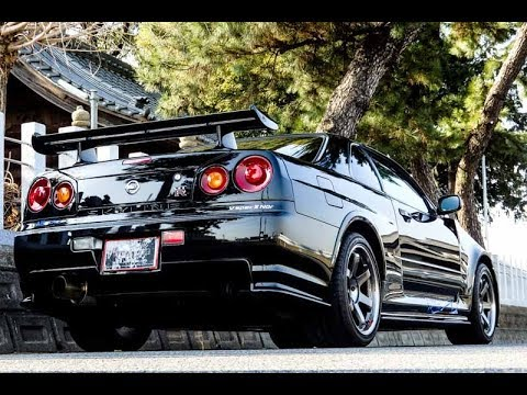 Nissan GTR R34 V-Spec II Nur for sale JDM EXPO (3390 FC, s8156)