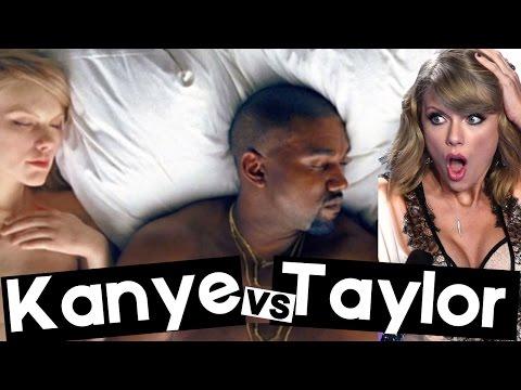 Taylor Swift vs Kanye West: QUE SUCEDIÓ REALMENTE?