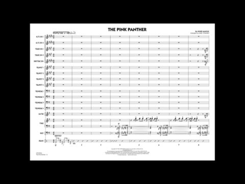 The Pink Panther by Henry Mancini/arr. Mike Tomaro