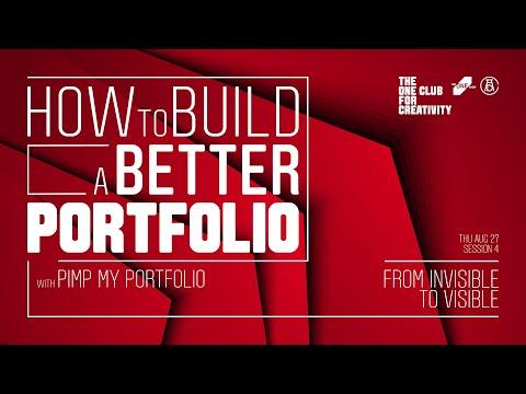 How to Build a Better Portfolio: Session IV