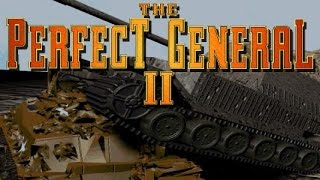 Perfect General 2 gameplay (PC Game, 1994)
