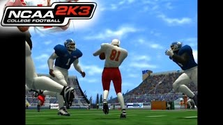 NCAA College Football 2K3 ... (PS2)