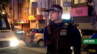 Witnesses describe London van incident near mosque