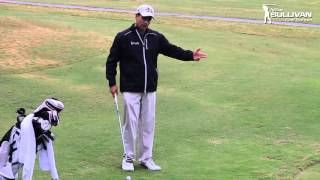 """Golf Tips """"Chipping Vs Pitching With Mike Sullivan"""