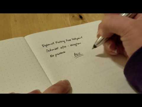 Speed Dating With Pens - Diplomat Factory Aero Ballpoint