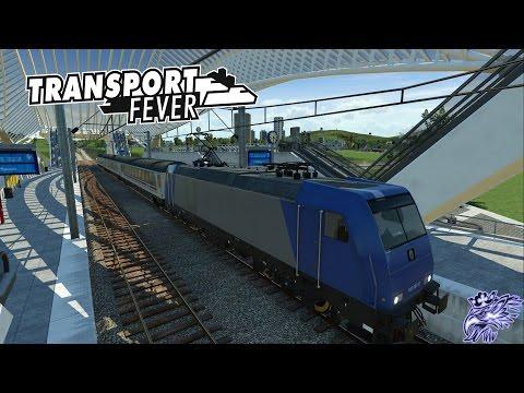 8# -- La Nueva Estación de Trenes de Pasajeros -- E.R.T. -- Transport Fever [Español]