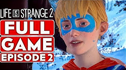 LIFE IS STRANGE 2 EPISODE 2 Gameplay Walkthrough Part 1 FULL GAME  [1080p HD PC] - No Commentary