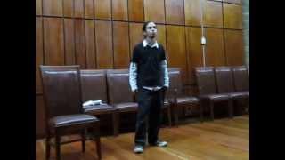 TOÑO Cuentero- Universidad Distrital