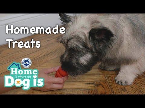 Episode 11 - Homemade treats