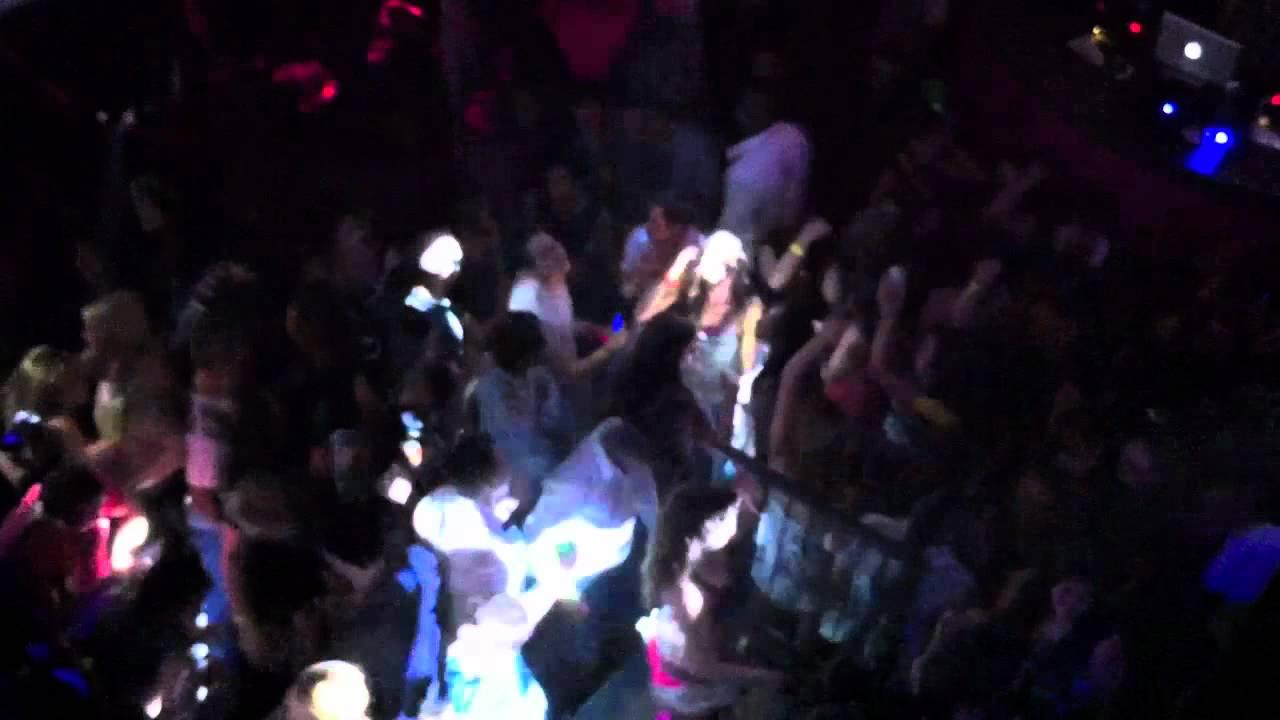 Bikini night at plush nightclub are