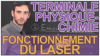 Fonctionnement du LASER - Physique-Chimie - Terminale - Les Bons Profs