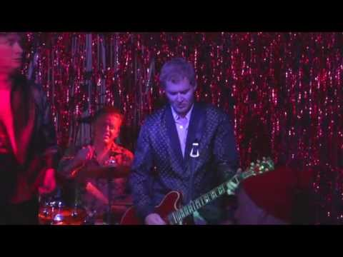 ExBoyFriends play the Atomic Sock Hop