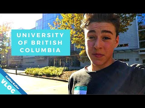 Visiting UBC my DREAM UNIVERSITY