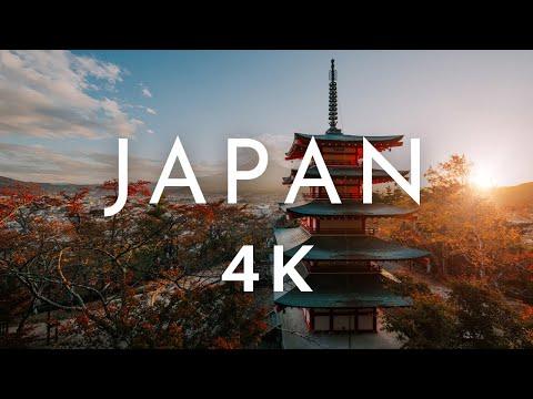 Japan 4k Video Ultra HD   4k Video Ultra HD Japan  Tokyo 4k Video Ultra HD   Mt Fuji 4k