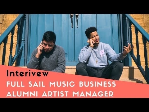 Full Sail University Music Business Alumni Interview Mark Schlegelmilch
