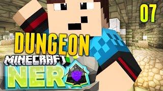 Eine DUNGEON-HÖHLE! - Minecraft NERO #7 [Deutsch/HD]