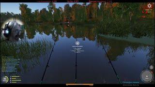 18 Русская рыбалка 4 Вечерний отборочный Лайт 3 плотва недотроф