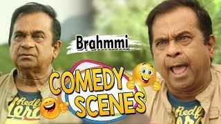 Non Stop Telugu Comedy Scenes - Brahmanandam Comedy Scenes - Latest Telugu Comedy Scenes