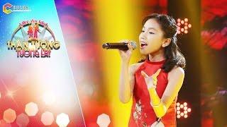 Thần tượng tương lai | Tập 2: Cô bé Thanh Thảo xuất sắc với ca khúc Thư Pháp