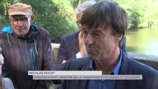 Législatives : Nicolas Hulot soutient Aurore Bergé dans la 10ème circonscription