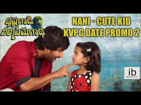 Nani - cute kid KVPG date promo 2 - idlebrain.com