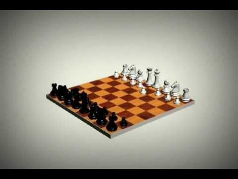 Jugada de ajedrez, la jugada mas rápida - YouTube