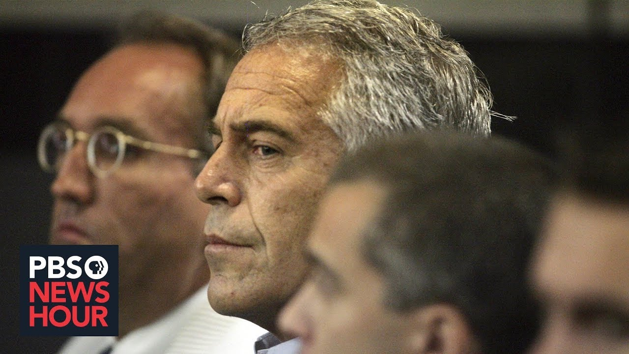 The 'completely unprecedented' plea deal Jeffrey Epstein made with Alex Acosta