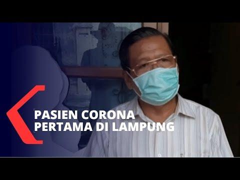 Sudah Sembuh, Ini Cerita Pasien Positif Corona Pertama di Lampung