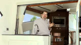 The Meridian 541 Sedan :: Galley - Introduction