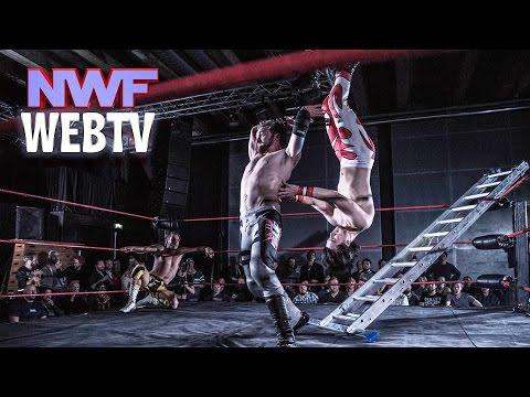Powerslam XIV: Stigekamp - Adrian Storm vs Espen Olsen vs T-Jay