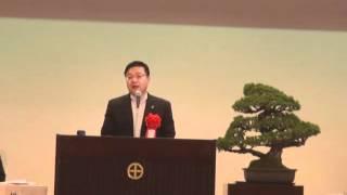 JTB協定旅館ホテル連盟九州支部連合会総会に出席しました。佐賀県が今年...
