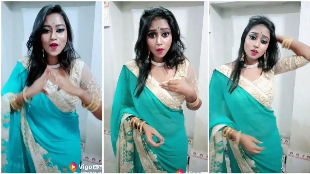 Hot Sexy Bhabhi Dance Tiktok - Youtube-4623
