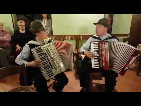 Era una Notte che Pioveva-Duo Mazzola con Coro ANA di Vertova e Colzate